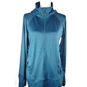 Mondetta Jacquard Hooded Knit Jacket